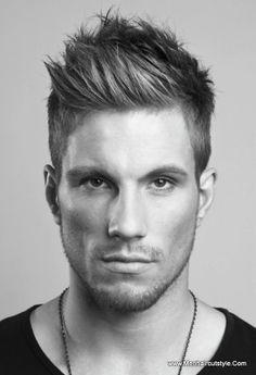 Haargel Oder Haarwax Und Welches Produkt? Männerfrisur Haare