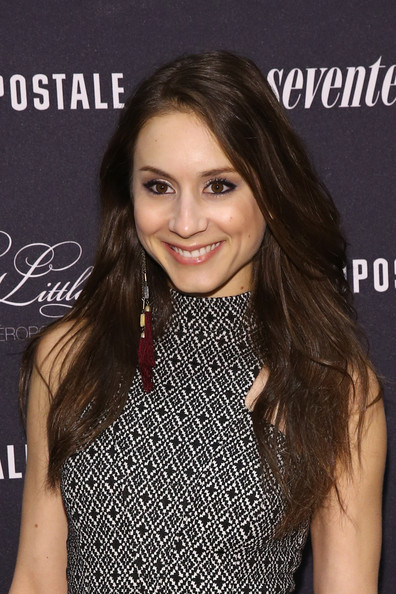 Haarschnitt von Troian Bellisario Spencer Hastings