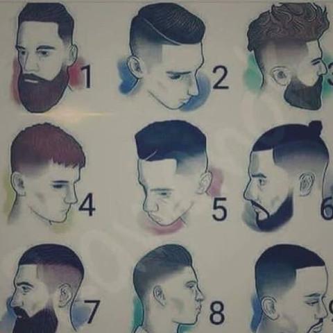 Haben Diese Frisuren Bestimmte Namen? Frisur Style