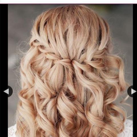 Wie macht man diese Frisuren als nicht Fachmann Haare