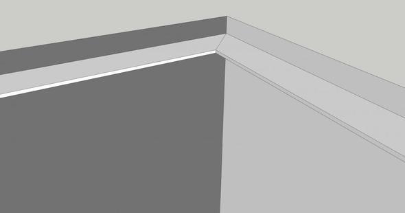 indirekte beleuchtung selber bauen anleitung und hilfreiche tipps, Moderne deko