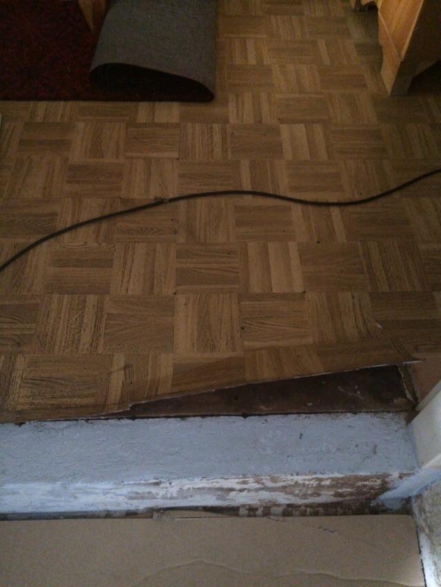 Ist das Cushion Vinyl Asbest Gab es Asbestbden mit