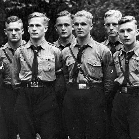 Kommt Die Heut Moderne Männerfrisur Aus Dem Dritten Reich? Frisur
