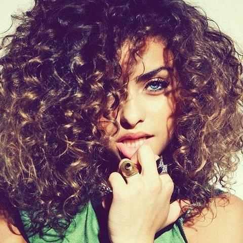 Krasse Locken Welche Pflege Welche Frisur? Haare Beauty Styling