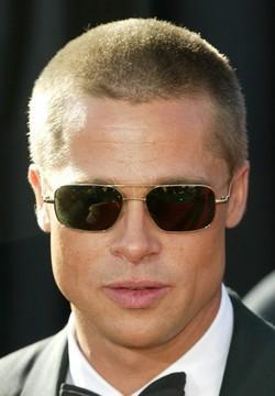 Kurzhaarfrisur Wie Brad Pitt Frisur
