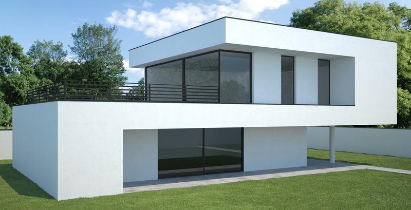 Modernes Haus Wie Teuer? (preis, Modern