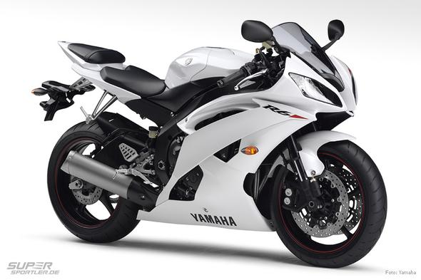 Motorrad Yamaha R6 Auto