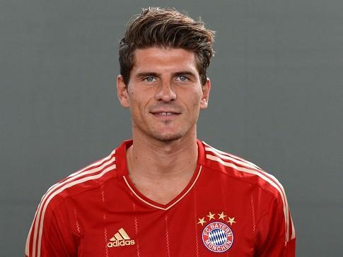 Name Der Frisur Von Mario Gomez? Frisör Haarschnitt Haircut