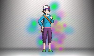 Pokemon X Y Haarschnitt?