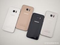 Samsung Galaxy S7 edge vorbestellen ... nur welche Farbe ...