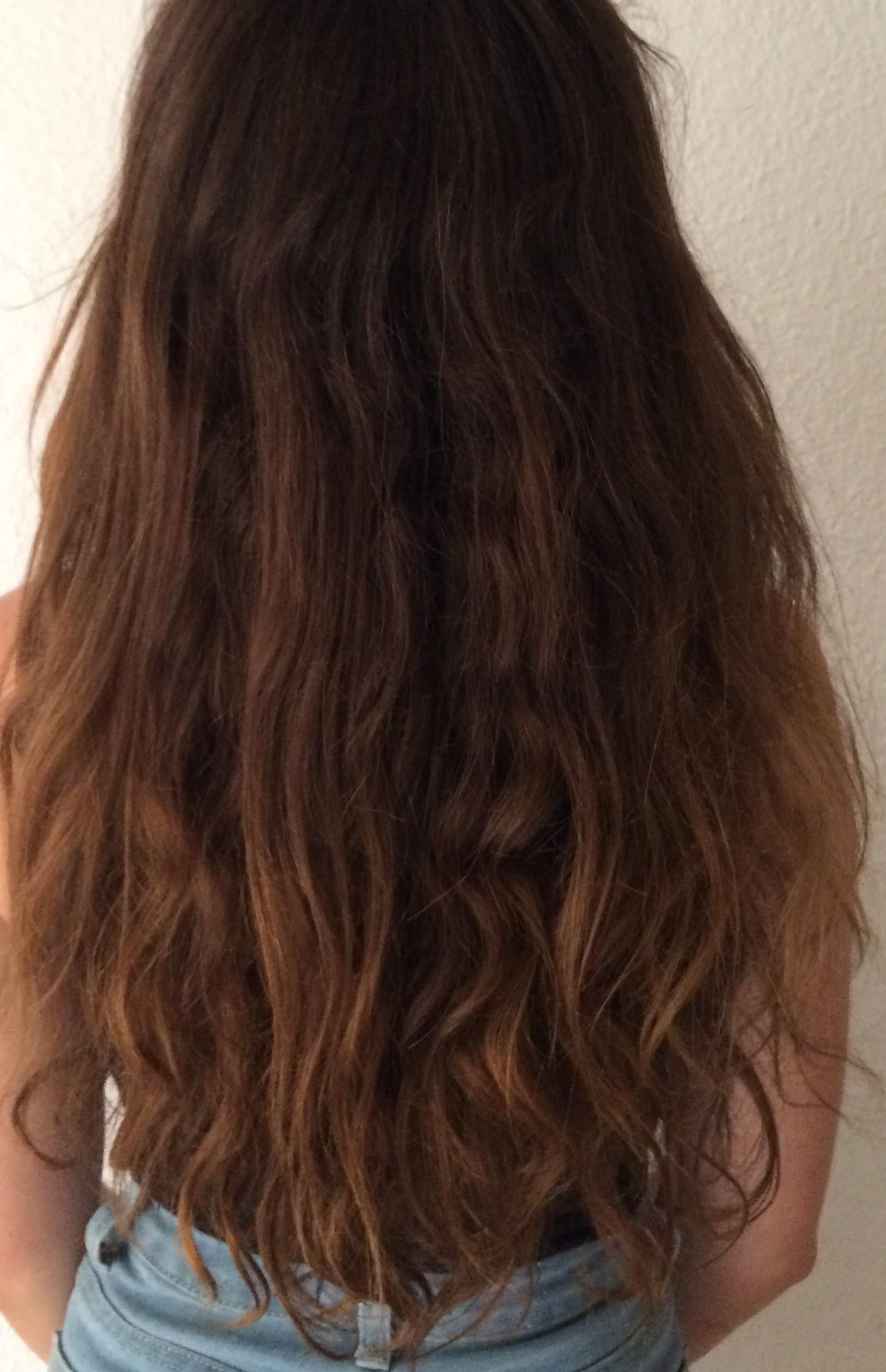 Tipps fr sehr wellige Haare Frisur Locken Wellen