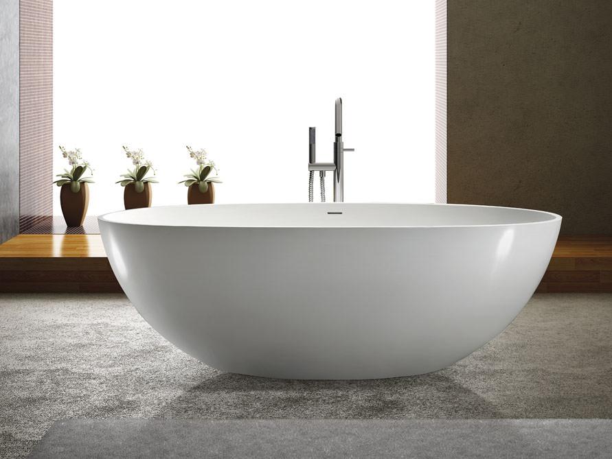 Vorteile Einer Freistehenden Badewanne (badezimmer