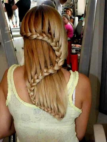 Weiß Jemand Wie Diese Wunderschöne Frisur Funktioniert? Haare