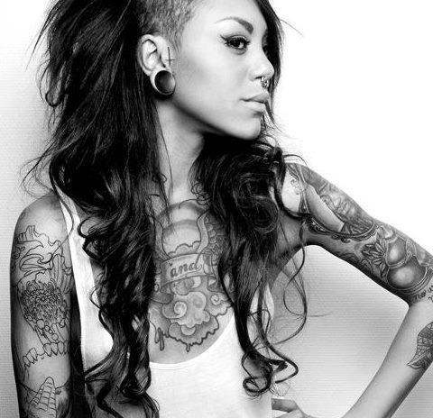 Wei jemand wie sich dieser Style nennt Tattoos