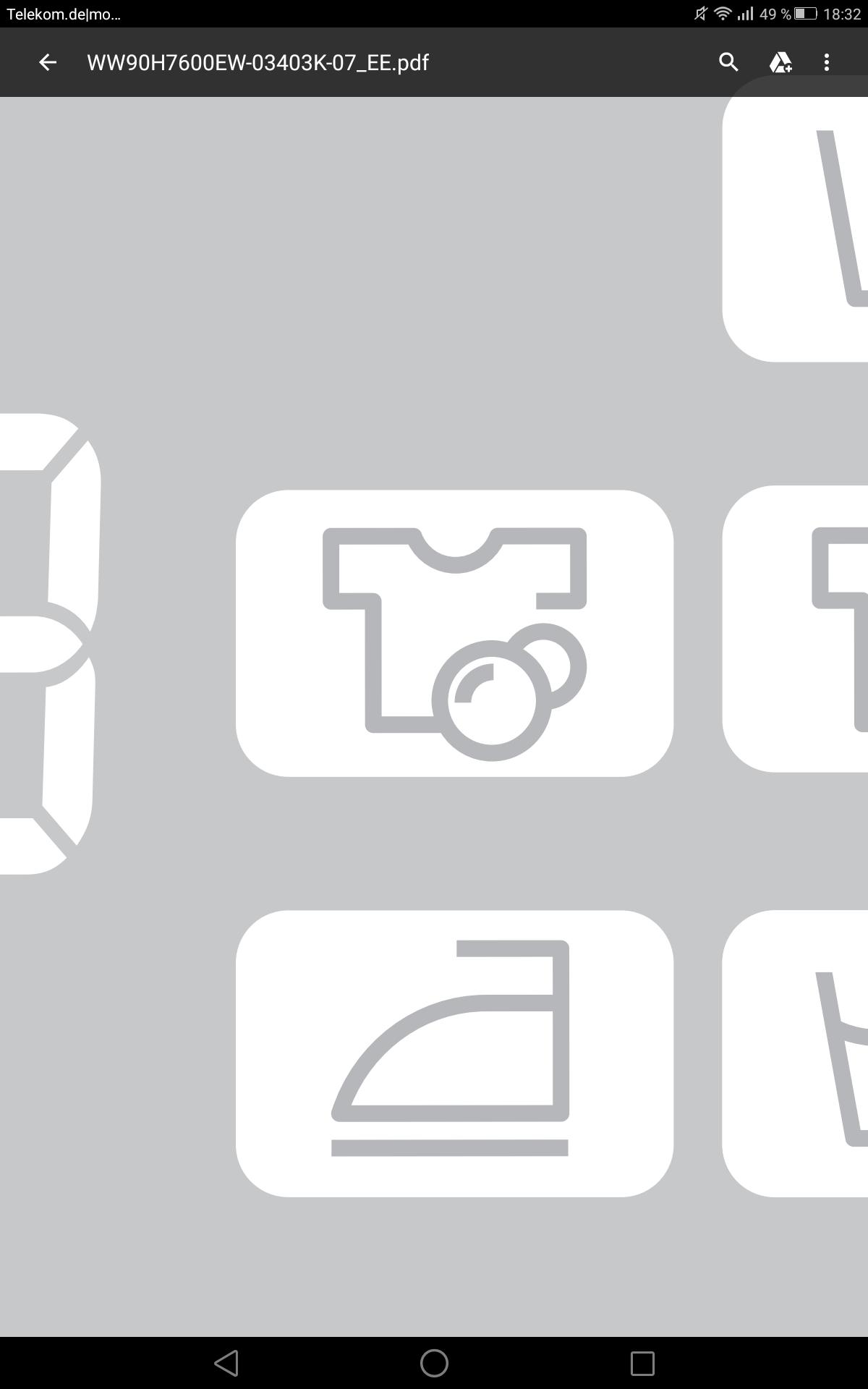 Bosch Waschmaschine Wasserhahn Symbol : bosch, waschmaschine, wasserhahn, symbol, Weiß, Jemand, Zufällig, Dieses, Symbol, Meiner, Waschmaschine, Heißt?, (Samsung,, Haushaltsgeräte)