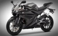 Welche Farbe hat die 2015 yzf r125 in grau ? (Yamaha, Lack ...