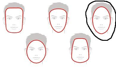 Welche Frisur Passt Bei Einem Rundem Männlichen Gesicht? Männer