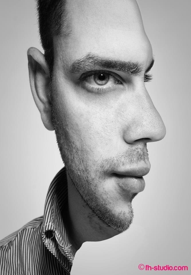 Wer Kann Mir Folgende Optische Täuschungen Erklären