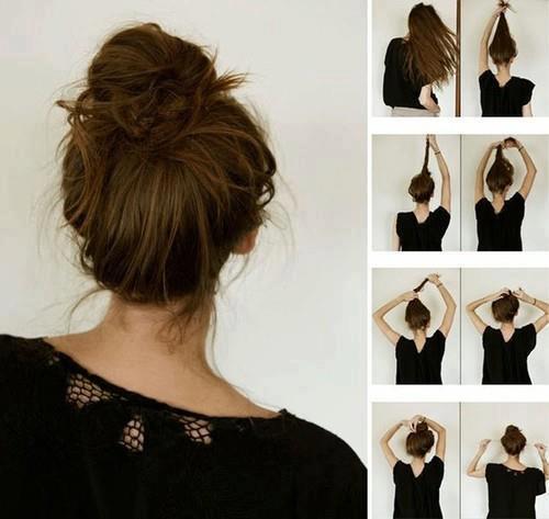 Frisuren Schritt Für Schritt Erklärt Frisur