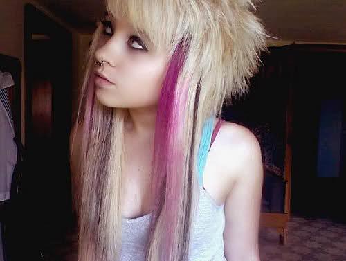 Wie heit die Frisur vorne lang hinten kurz Haare