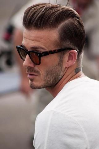 Wie Heißt Diese Frisur Von David Beckham?