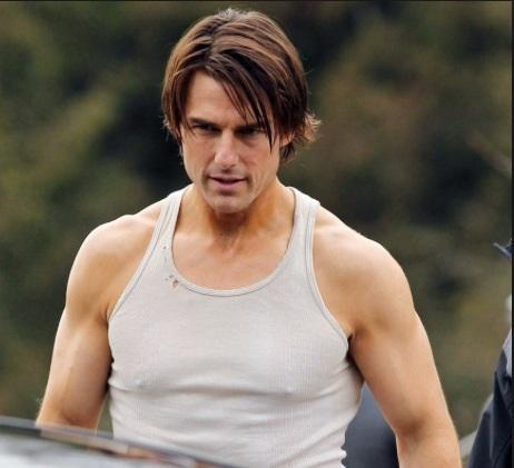 Wie Kann Man Die Haare Stylen Wie Tom Cruise? Freizeit Beauty