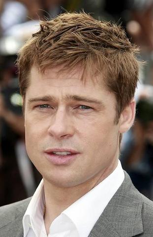 Wie Kriege Ich Meine Haare So Wie Auf Dem Bild Hin? Brad Pitt