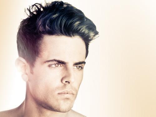 Wie Nennt Man Diese Frisur Auf Dem Bild? Seite Hinterkopf Kurz