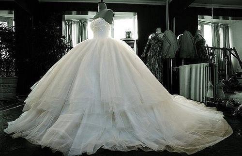 Wie Viel Würde Es Kosten Dieses Brautkleid Zu Schneidern