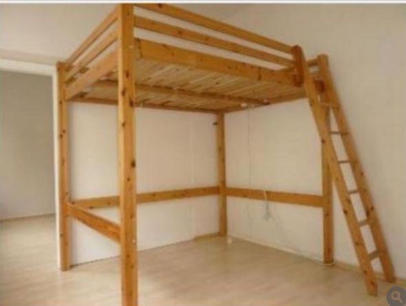 hochbett selber bauen 140 200. Black Bedroom Furniture Sets. Home Design Ideas