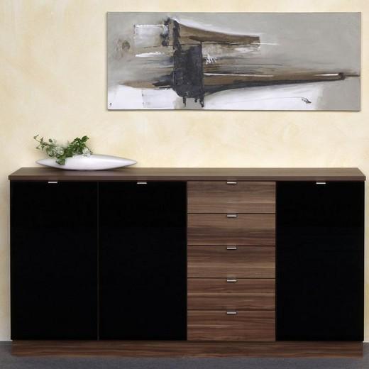Wohnzimmer  verschiedene Holzarten Haushalt Einrichtung