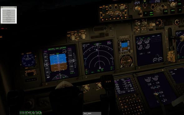 X Plane 11 ATC / Autobrakes? (Computer. X-Plane 11)