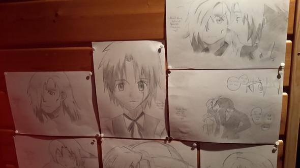 Zeichen Equipment Mangazeichnen Fortgeschrittene Anime