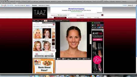 Frisuren Am Bildschirm Ausprobieren Katlen Blog