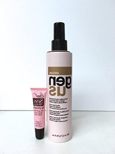 Genus Argan Multiaction Leave-in Mask for Dry Frizzy