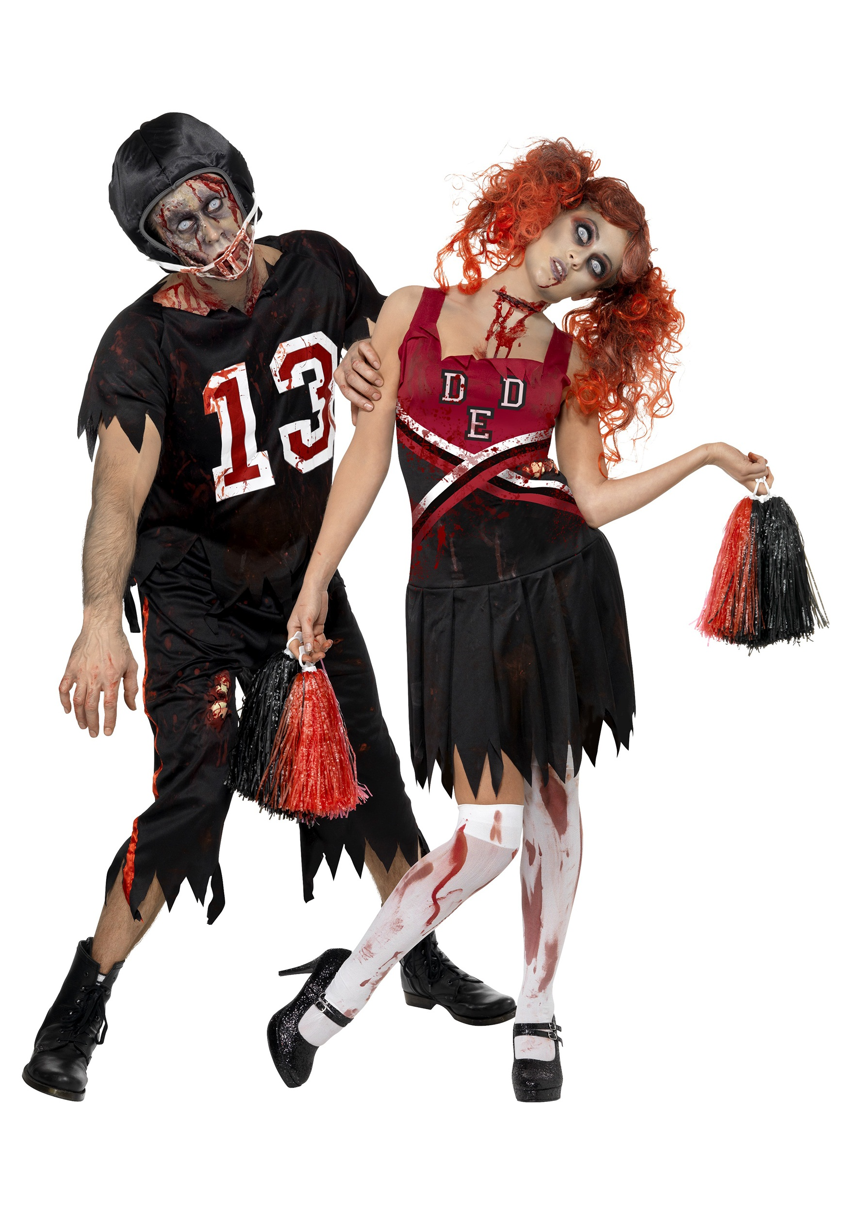 Women Football Player Costumes | Printable Worksheets and Activities