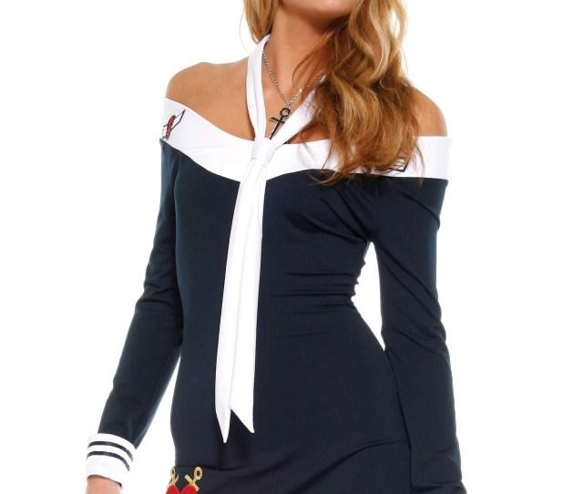 Sexy Sailor Girl Costume