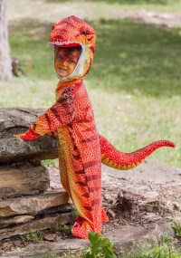 Toddler Rust T-Rex Costume - Baby Dinosaur Costume Ideas