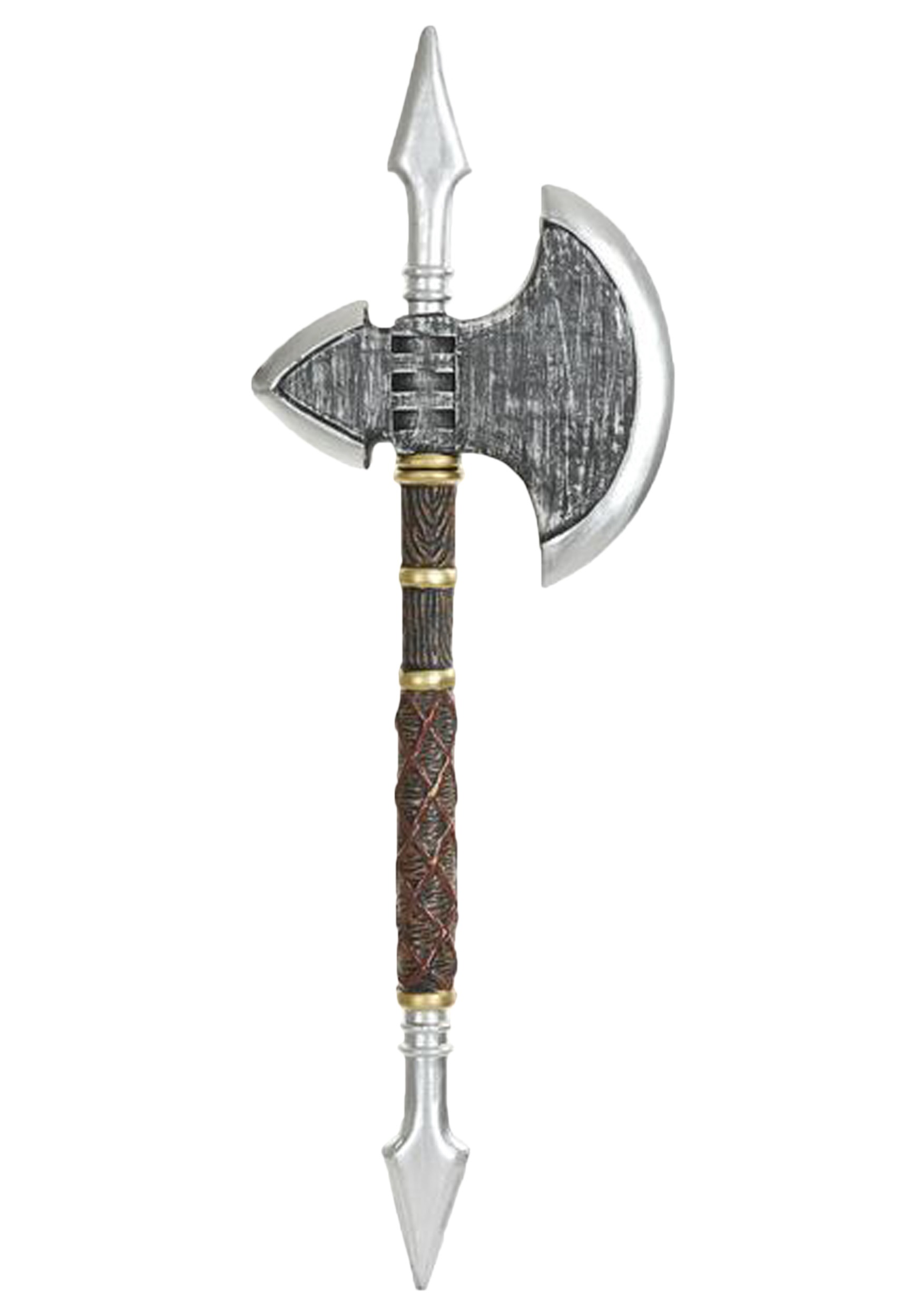 Spear Battle Axe Historic Costume Accessories