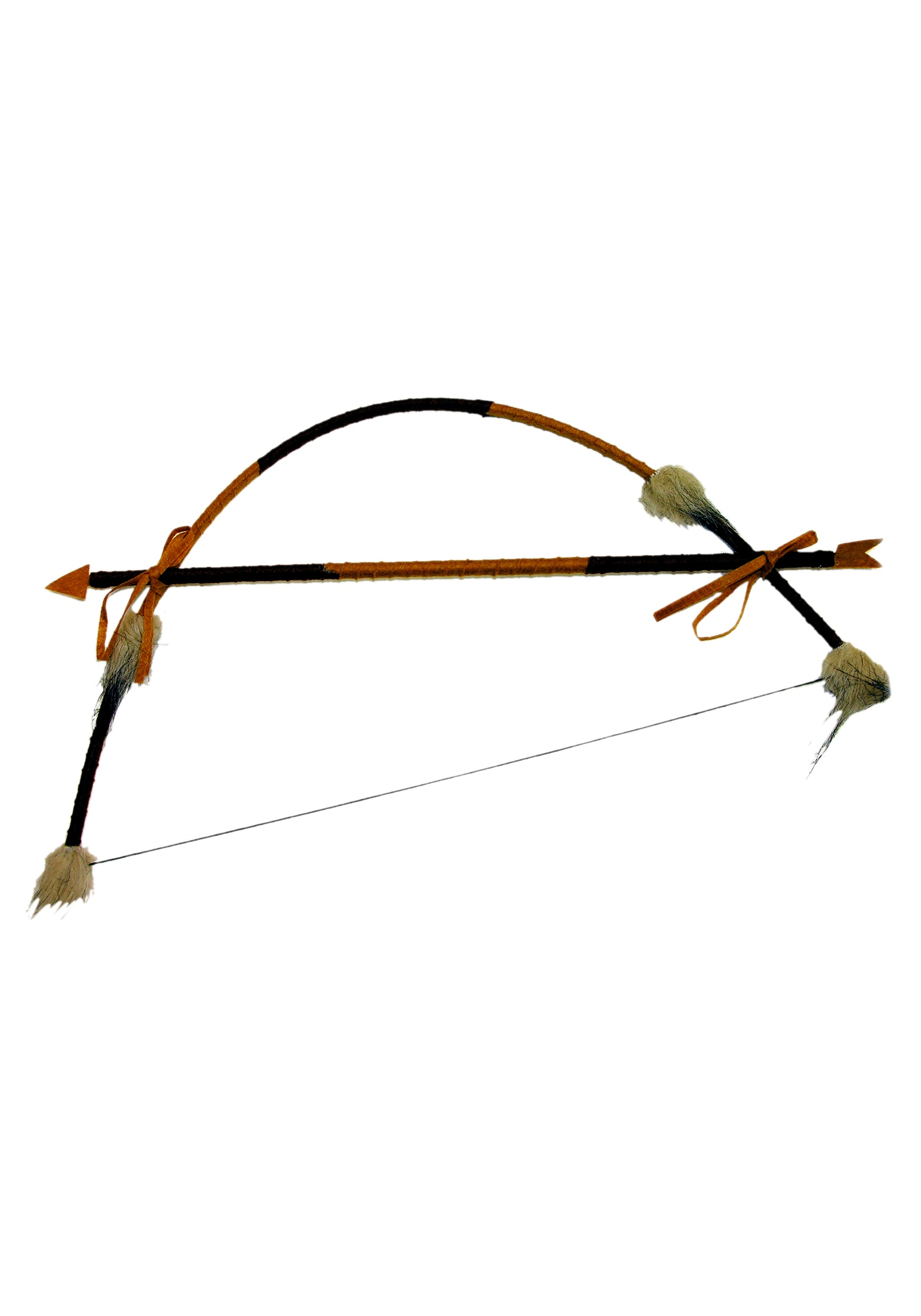 Indian Bow And Arrow Kit