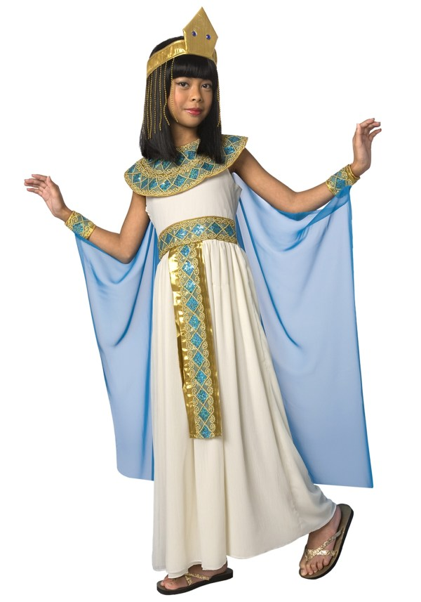 Cleopatra Kids Costume Girls Cleopatra Costumes