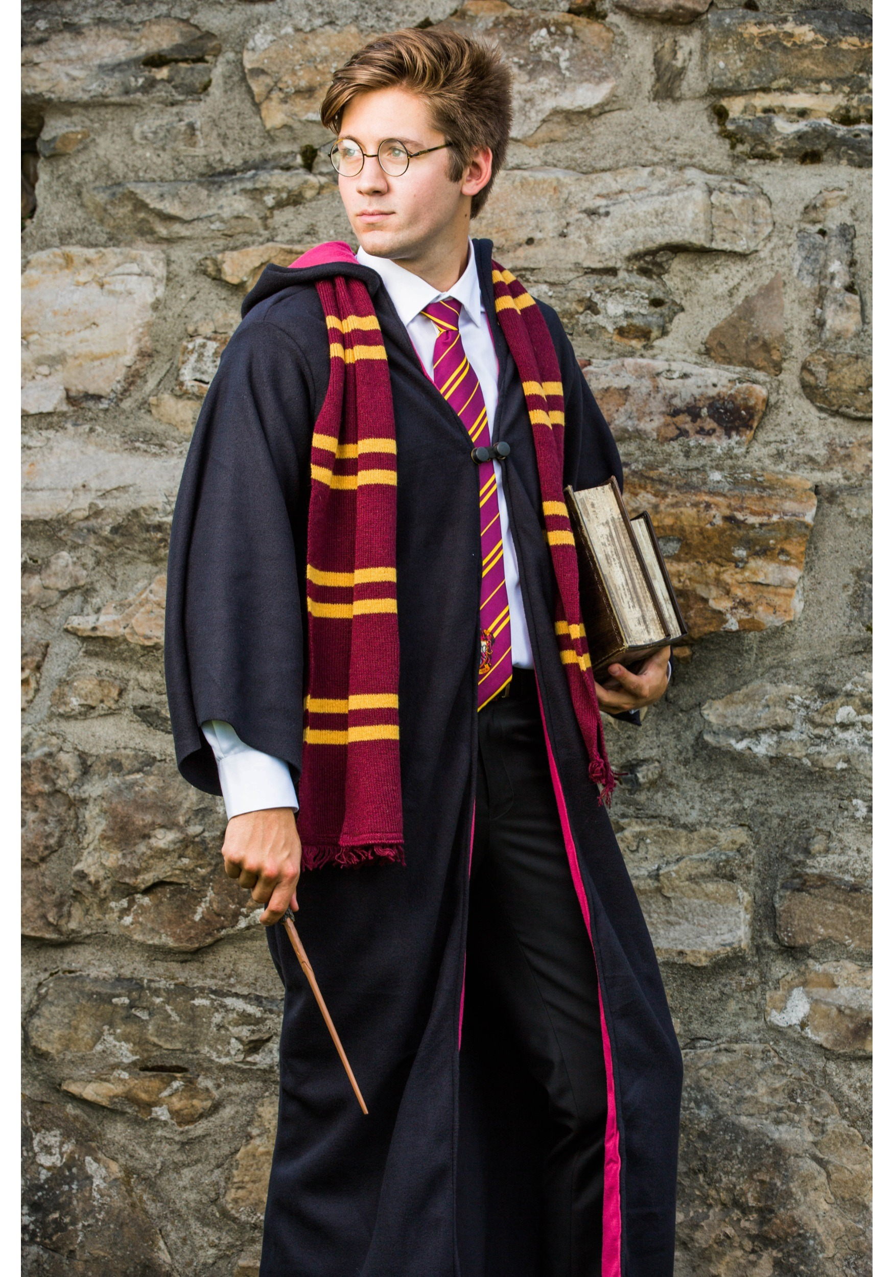 Adult Deluxe Harry Potter Costume  Adult Harry Potter