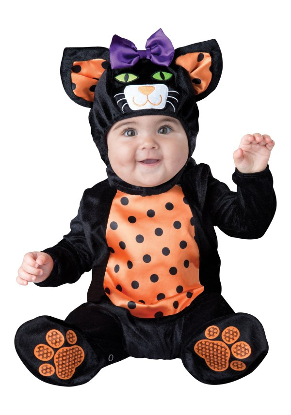 Infant Toddler Mini Meow Cat Costume