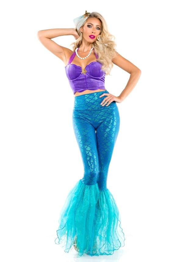 Women' Fantasy Mermaid Costume