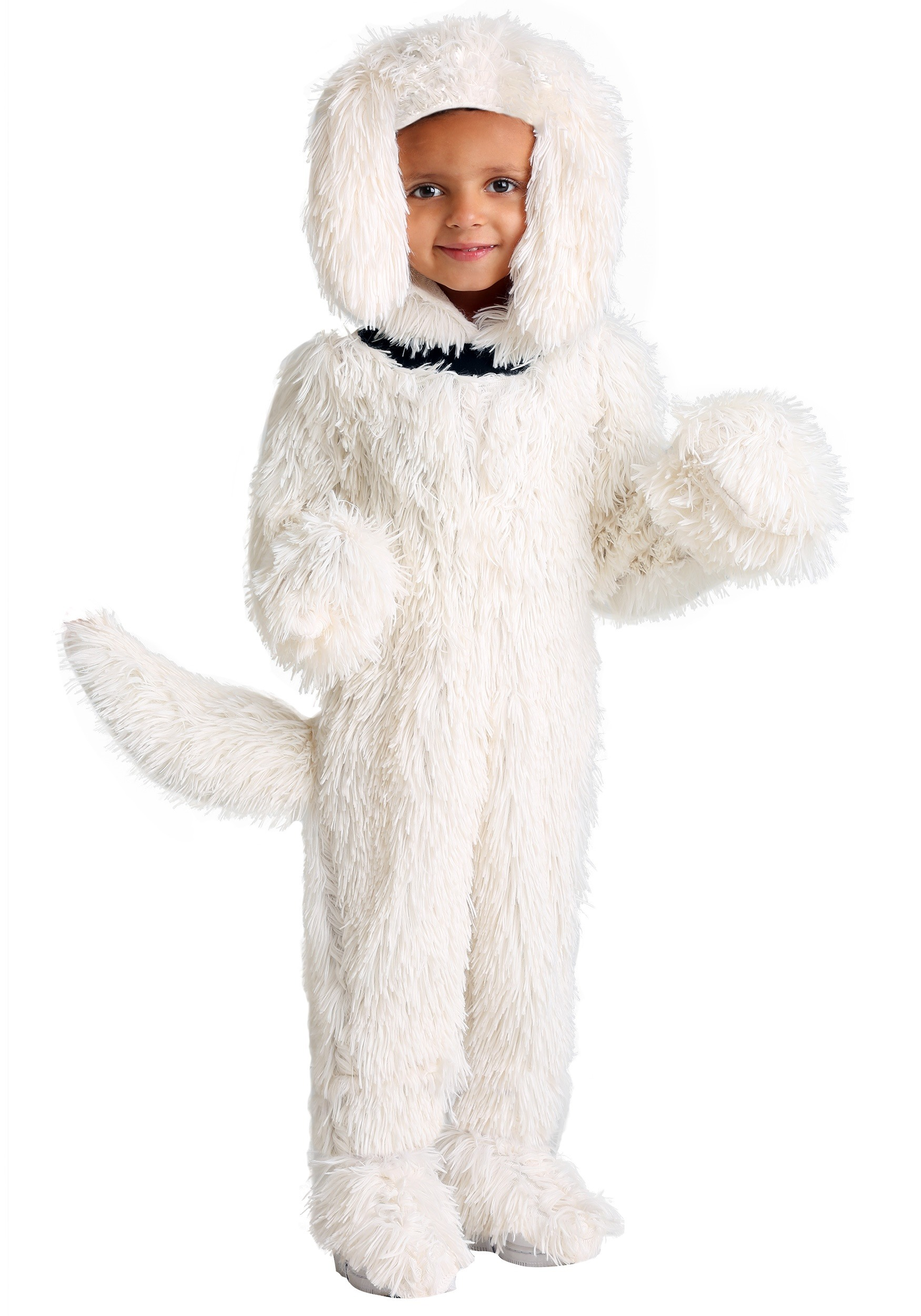 Shaggy Sheep Dog Costume for Toddlers