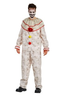 American Horror Story Twisty Clown Costume Men