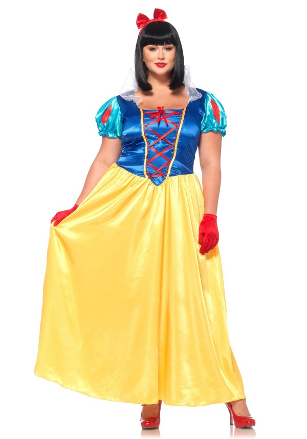 Size Classic Snow White Costume