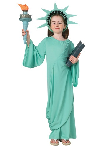 Child Statue of Liberty Costume £16.99