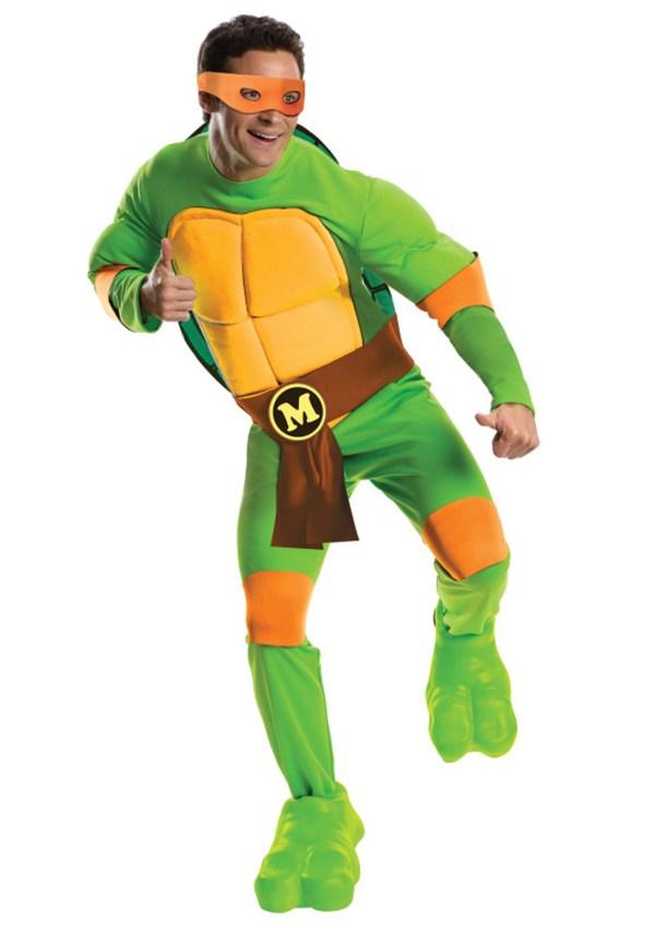 Deluxe Adult Michelangelo Costume