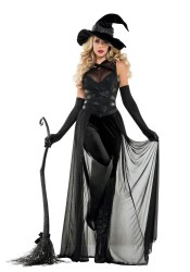 witch costume raven womens google